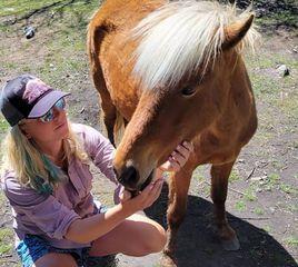 Hiker Spotlight with Lyla Harrod: Trans-Continental AT Adventurer
