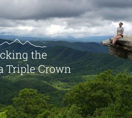 The Virginia Triple Crown: 34 Iconic Miles of AT Backpacking