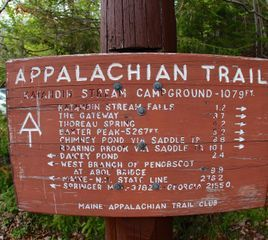 Meeting a Thru-Hiker at Katahdin? Here's What You Should Know.