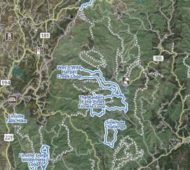 onX Backcountry: GPS Navigation App with In-Depth Trail Beta