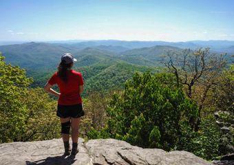 on kittatinny ridge trail map sus