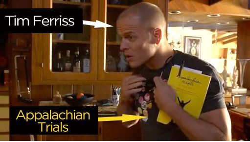 Tim Ferriss and Appalachian Trials