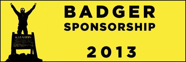 Badger Sponsorship 2013