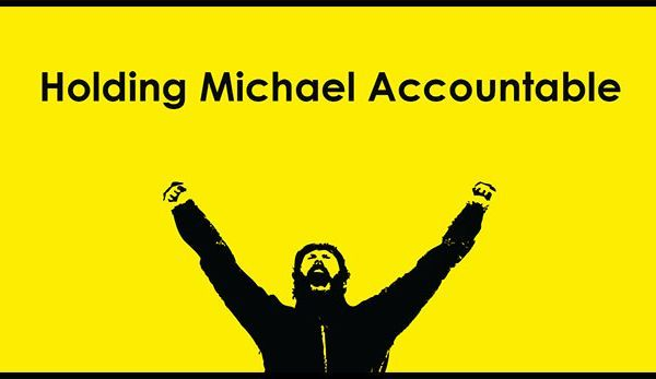 """Holding Michael Accountable: """"I WILL Thru-Hike the AT"""""""