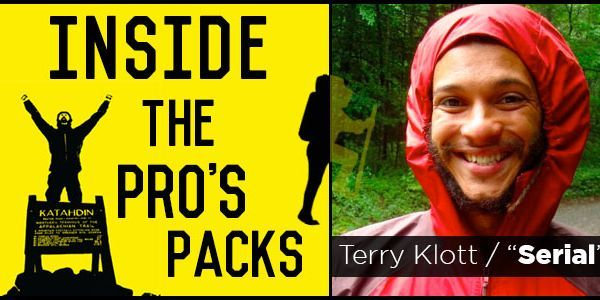 "Inside the Pros Packs: Terry ""Serial"" Klott of A Trail Life"