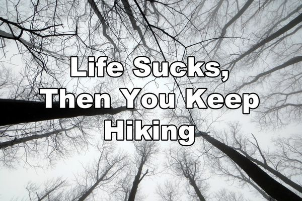 Six Degrees of Suck: A 2013 Thru Hiker Shares Chronological Trials of the Appalachian Trail