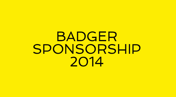 Meet the Winner(s) of the 2014 Badger Sponsorship