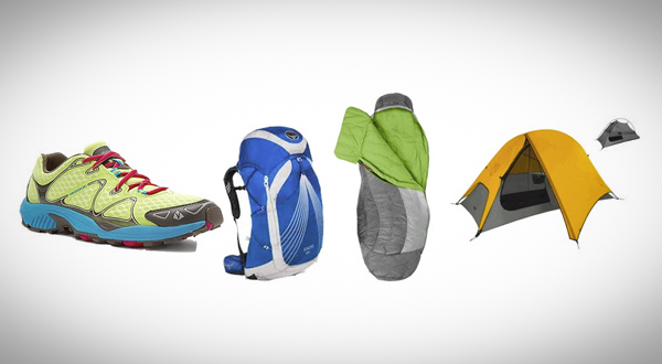 Appalachian Trail Gear List 2014