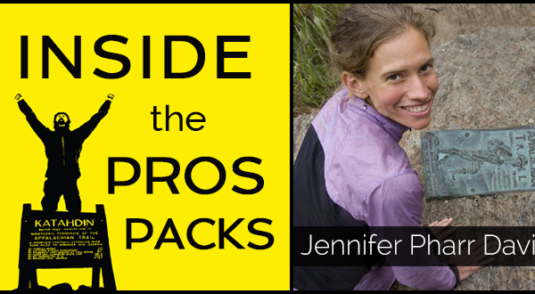 Inside the Pros Packs: Jennifer Pharr Davis