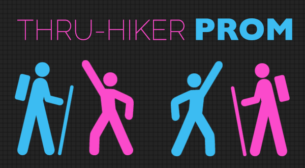 ANNOUNCING: The First Annual Thru-Hiker Prom at Trail Days