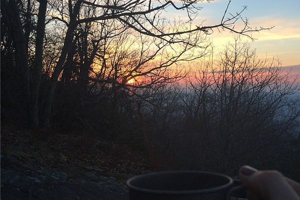 Top Instagram Pictures from The #AppalachianTrail Week 7
