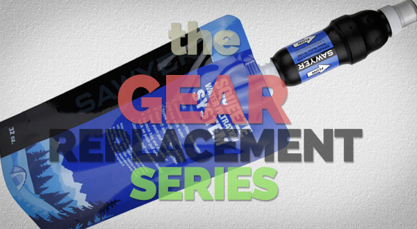 [The Gear Replacement Series] Part 1: Water Filtration