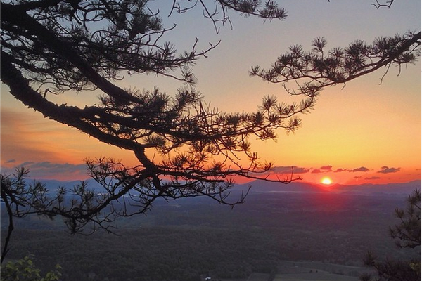 Top Instagram Pictures from The #AppalachianTrail Week 11