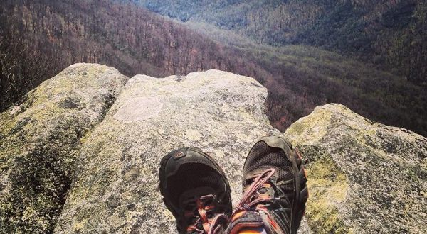 Corvettes, Silverados, and… Hiking Shoes?
