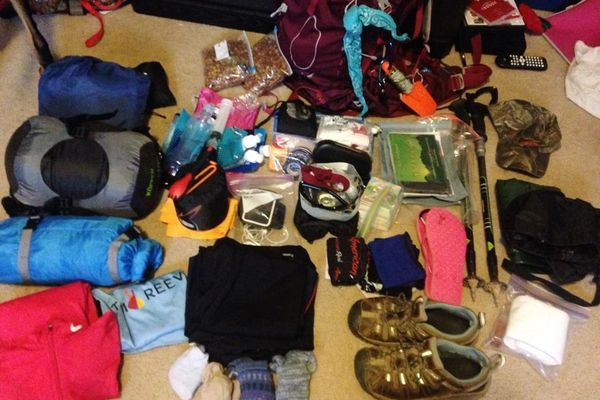 10 Things You Thought You Needed on the Appalachian Trail (And Why You'll Probably Send Them Home)