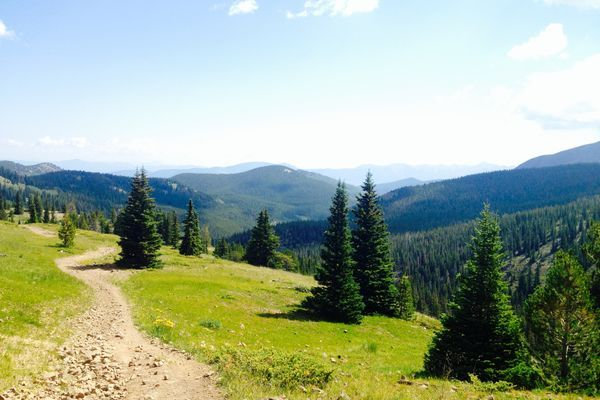 10 Reasons to Thru-Hike the Colorado Trail