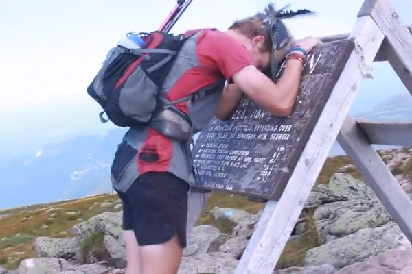 This 2 Minute Video From Mt. Katahdin Will Bring You Tears of Joy