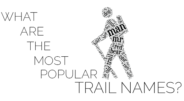 What are the most popular trail names?