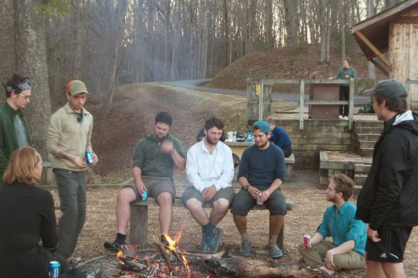 Friendships forged on The Appalachian Trail