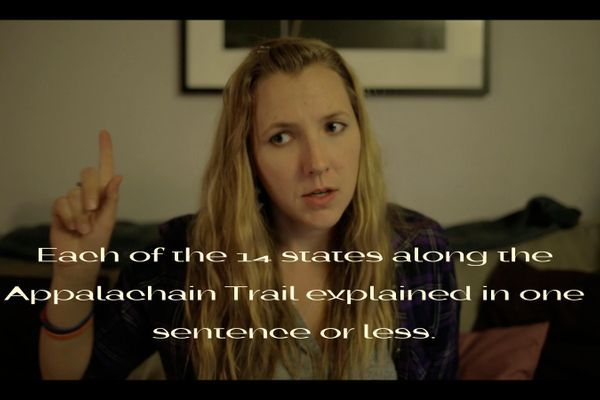 Each of the 14 States Along the Appalachian Trail Explained in One Sentence or Less…