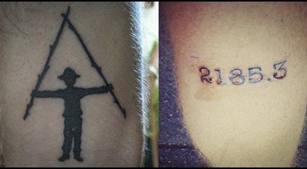 25 Thru-Hike Inspired Tattoos