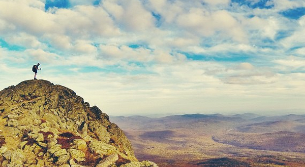 The Best Instagram Photos from the #AppalachianTrail This Week