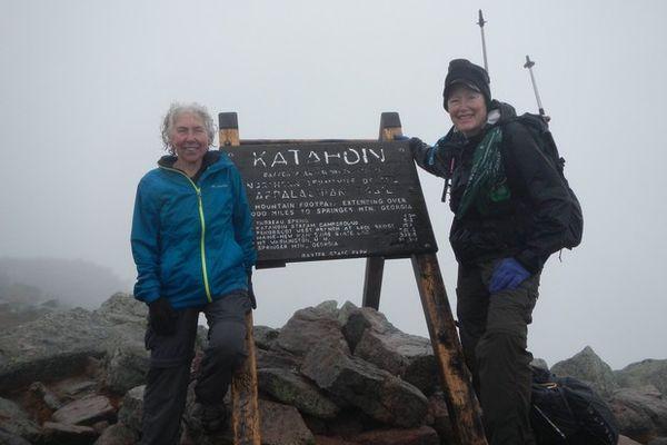 """Meet 74-Year Old """"Drag'n Fly"""": Oldest Female Appalachian Trail Thru-Hiker"""