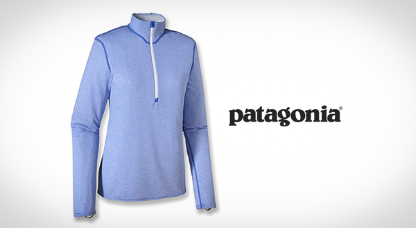 Product Review: Patagonia Women's Capilene 3 Midweight Zip-Neck Top