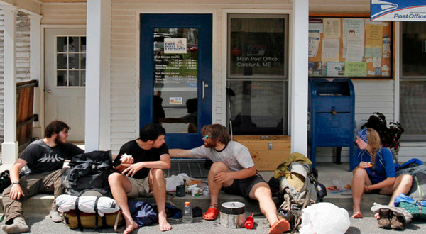A Guide to Mail Drops on the Appalachian Trail