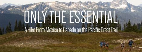 Only The Essential: A Behind the Scenes Look at the PCT Documentary