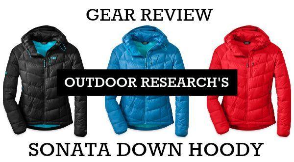 Gear Review: Outdoor Research's Women's Sonata Hoody