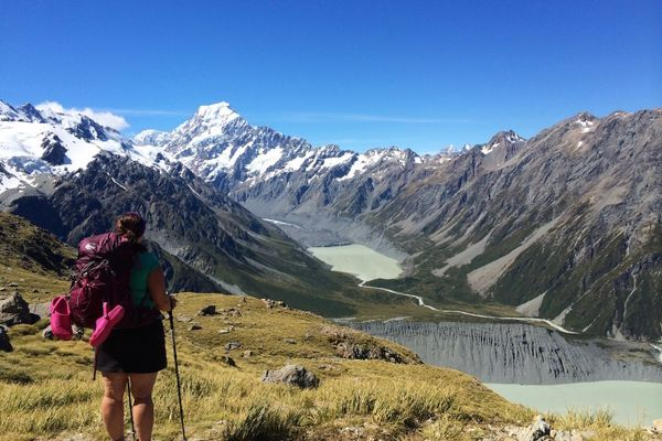 Week 4 in New Zealand: The Splendor of Mount Cook
