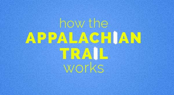 How the Appalachian Trail Works