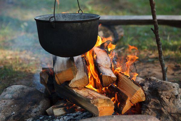 Let Us Make Some Camp Food + Food Worries