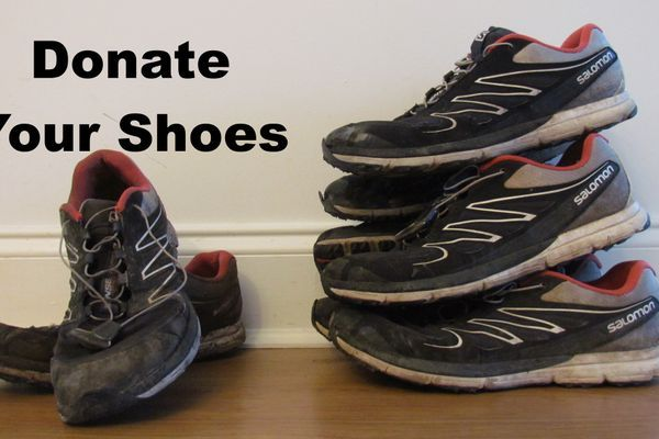 What to Do with Your Old Hiking Shoes