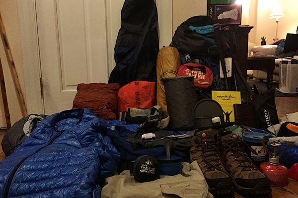 24 Days Out: Let's Talk Gear!