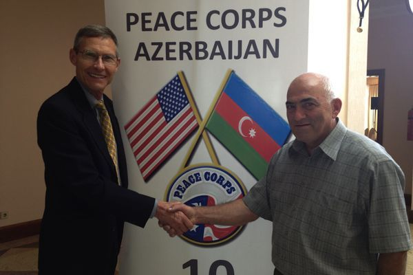 When the Peace Corps Ends, The AT Begins