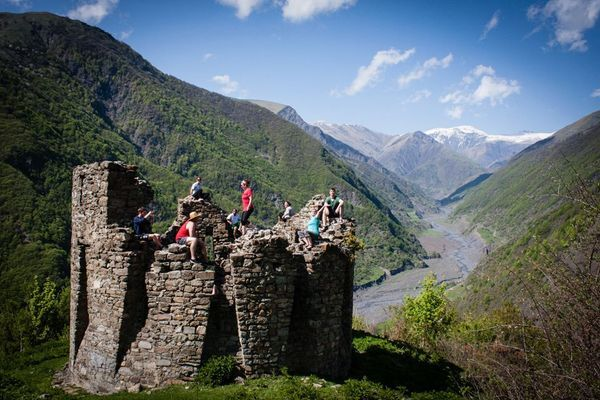 Off the Beaten Path – Hiking Shepherd Trails in the South Caucasus