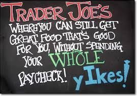 Five+ Reasons to Shop at Trader Joe's Before Your Thru Hike
