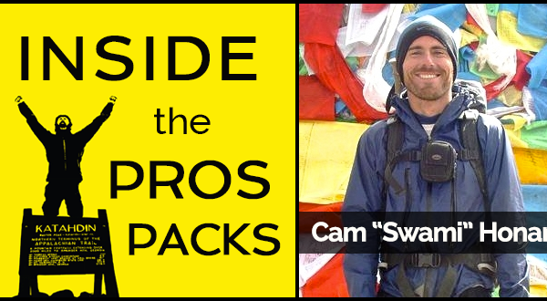"Inside the Pros Packs with Cam ""Swami"" Honan"