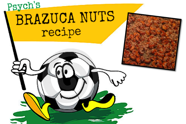 Brazuca Nuts: The Ultimate Hiking Snack