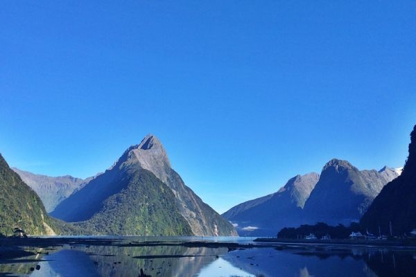 Week 8 in New Zealand: Milford Sound and Routeburn Great Walk