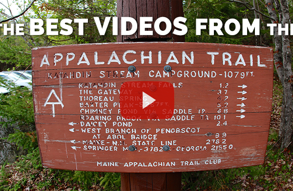 The Best Videos From, On, and/or About the Appalachian Trail