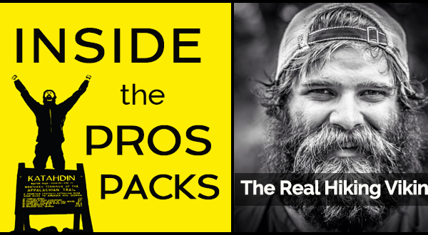Inside the Pros Packs with The Real Hiking Viking