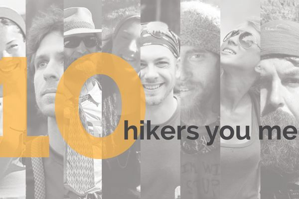 The 10 Hikers You Meet on the Appalachian Trail