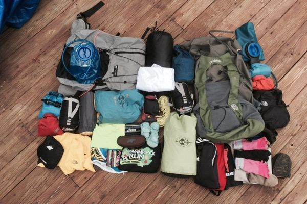 """Packed and Ready! Another """"What's in My Pack"""" Post"""