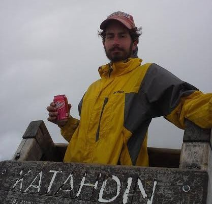 Faces of the Appalachian Trail, 2014: Christopher Rodriguez