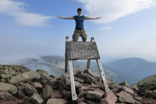 Faces of the Appalachian Trail, 2014: Erin Saver