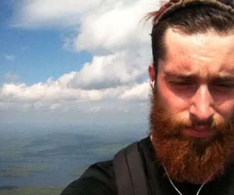 Faces of the Appalachian Trail, 2014: Ethan Zukas
