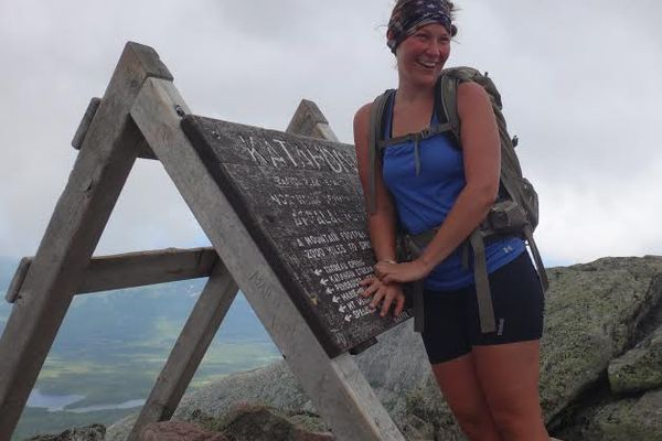 Faces of the Appalachian Trail, 2014: Kasie Taylor